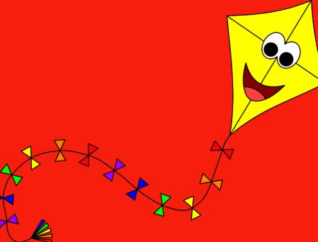 Versier het Kunstfestival met Vliegers!