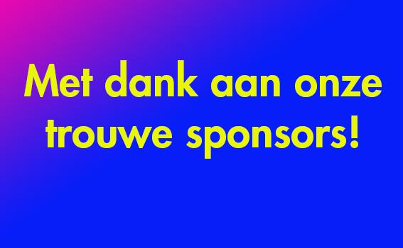 Sponsors Kunstfestival 2019!