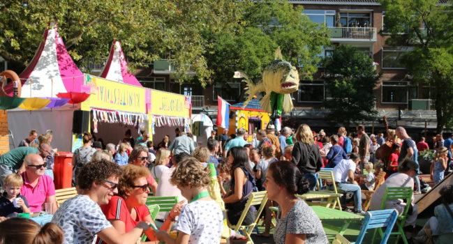 Wat was er allemaal te doen op de Dag van het Kunstfestival?